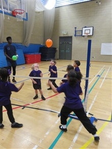 Getting Competitive - PE at Walthamstow Academy